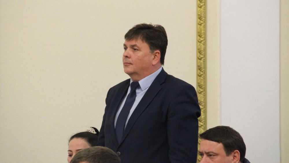 Департамент строительства Брянской области возглавил Евгений Захаренко
