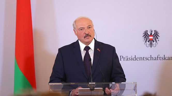Лукашенко разбушевался в ходе визита в Европу