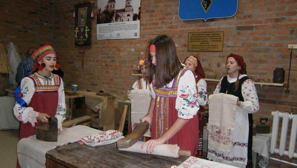 Погарский музей «Радогощ» стал дипломантом премии «Александр Невский»