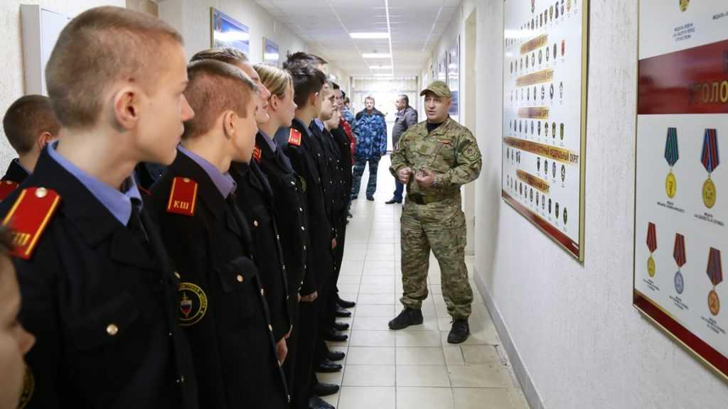 Брянские бойцы спецназа ФСИН отметили профессиональный праздник