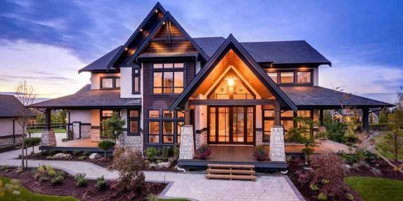 Дом вашей мечты для постоянного проживания