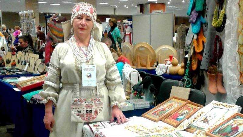 Брянская мастерица вошла число победителей фестиваля «Руками женщины»