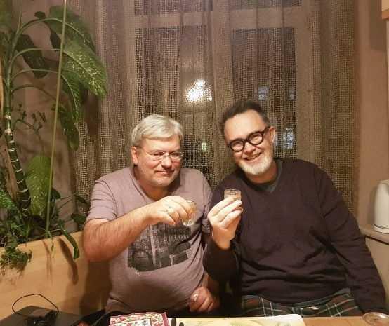 «Естьборщ ипить водку»: американский писатель поделился впечатления от поездки в Россию