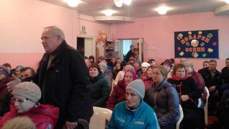 Новый руководитель Жуковского района провел ряд встреч с населением
