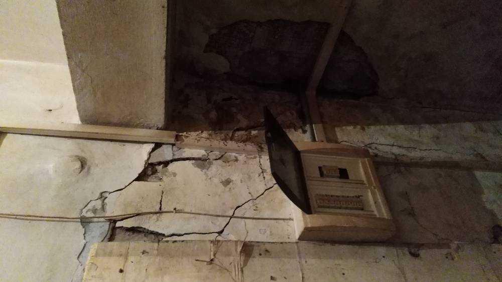 В Брянске жалобщиков из общежития пристыдили за свинство