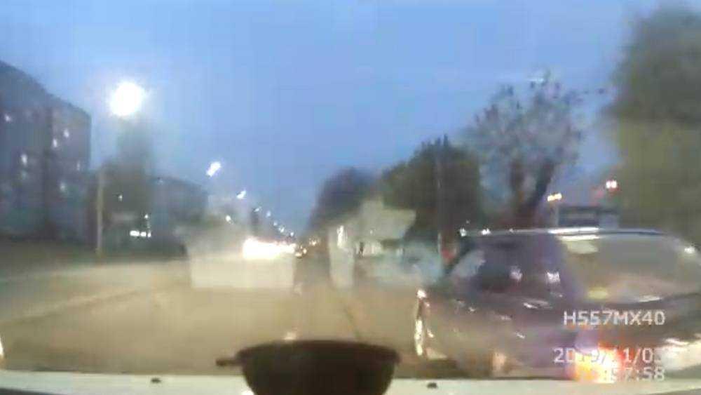 Брянский лихач снял видео о себе и обматерил других водителей
