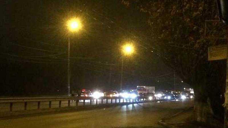 Полиция в Брянске перекрыла выезд из Фокинского района