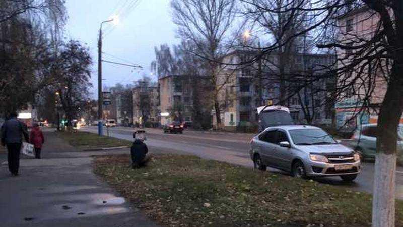 В Брянске поблагодарили смотрящего за фотоловушкой
