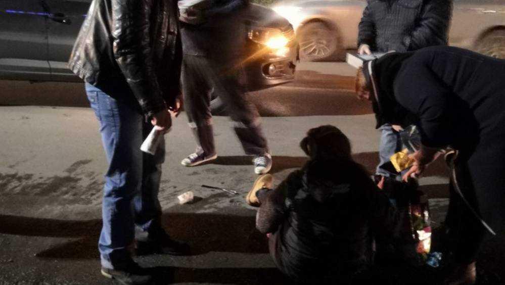 Появились фото серьезного ДТП в Брянске на Карачиже
