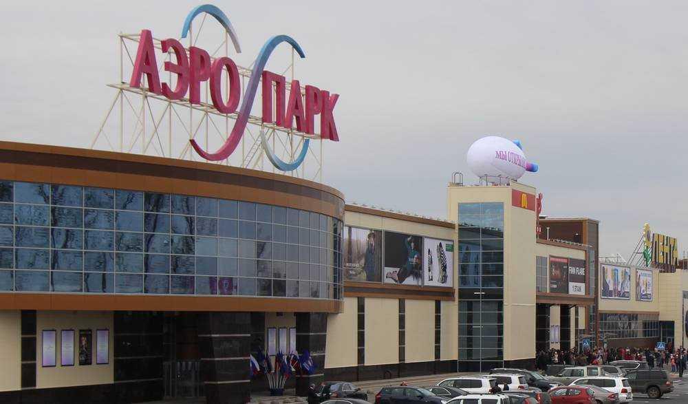 В Брянске в ТРЦ «Аэропарк» из-за скандала с порно отключили экраны