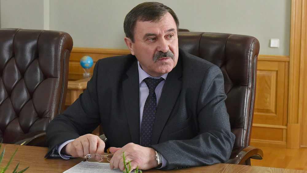 Главой Жирятинской районной администрации избран Леонид Антюхов