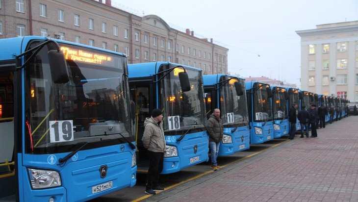Брянские нытики пожаловались на запахи в новых автобусах
