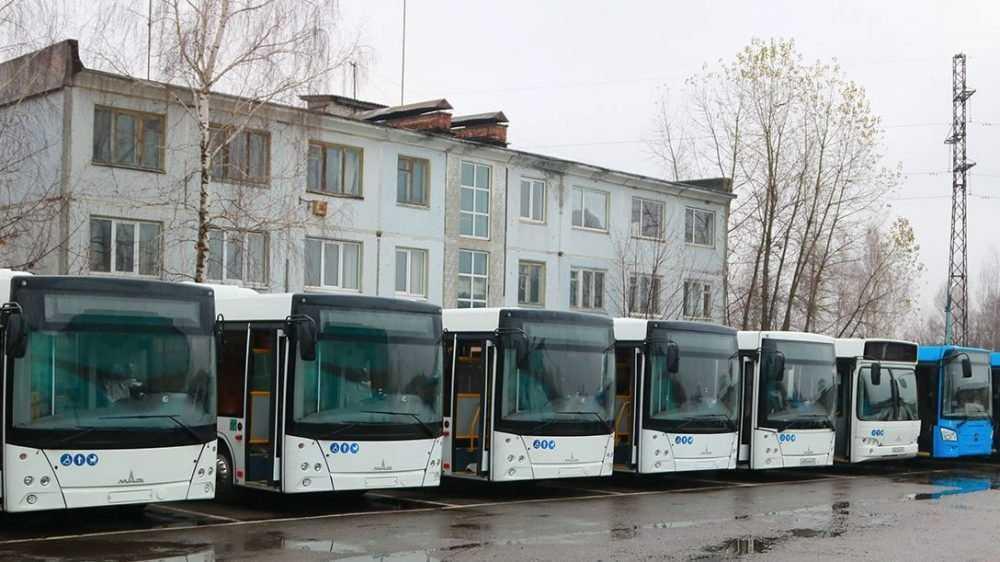 В Брянске автобусы №31 стали чаще ходить по выходным