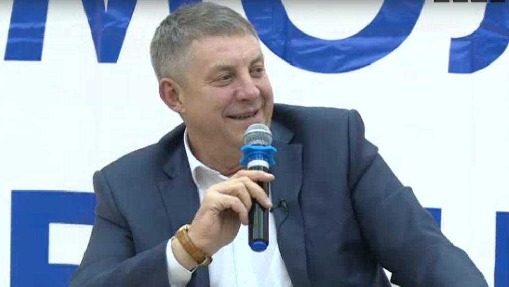 Брянский губернатор Богомаз рассказал о том, как пел в хоре