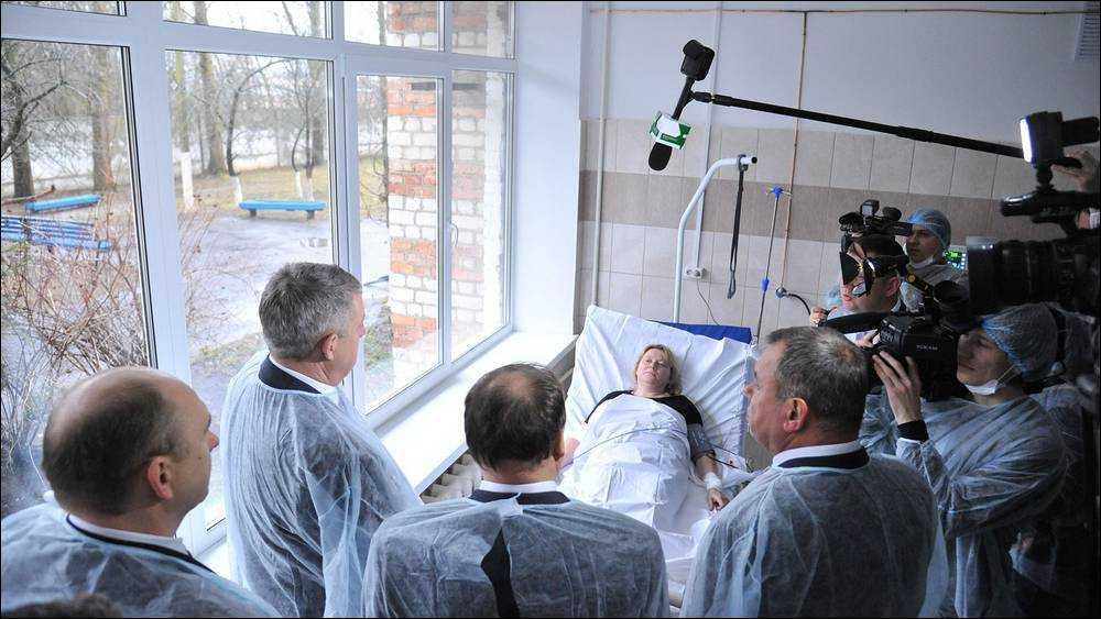 Брянский губернатор рассказал о 20 минутах на спасение жизни