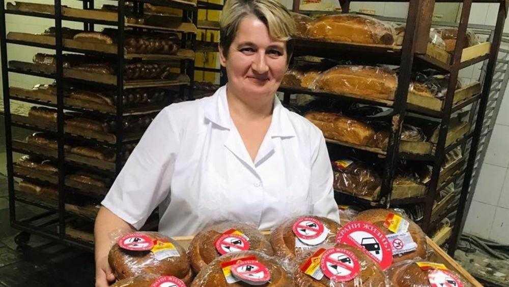 Брянцы будут покупать хлеб с призывами сообщать о пьяных за рулем