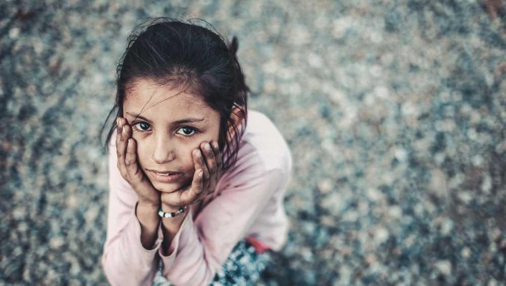 В брянской деревне нашли прожившую 10 лет без документов девочку