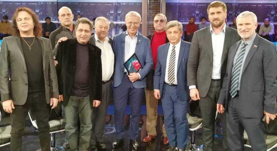 Брянский боец Минаков снялся в программе «Фетисов»