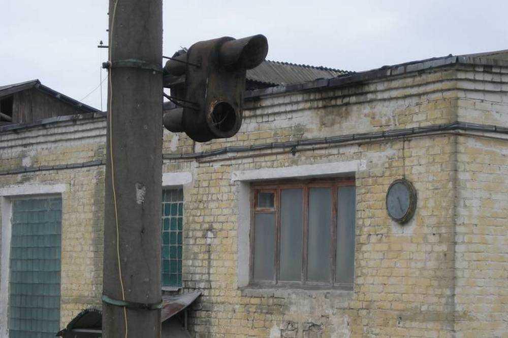 Дятьковский хрустальный завод в 2011 году. Изменений мало