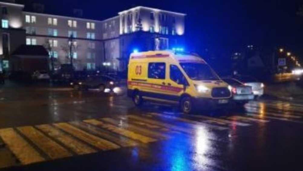 В Брянске Volkswagen задавил 81-летнюю женщину возле больницы № 1