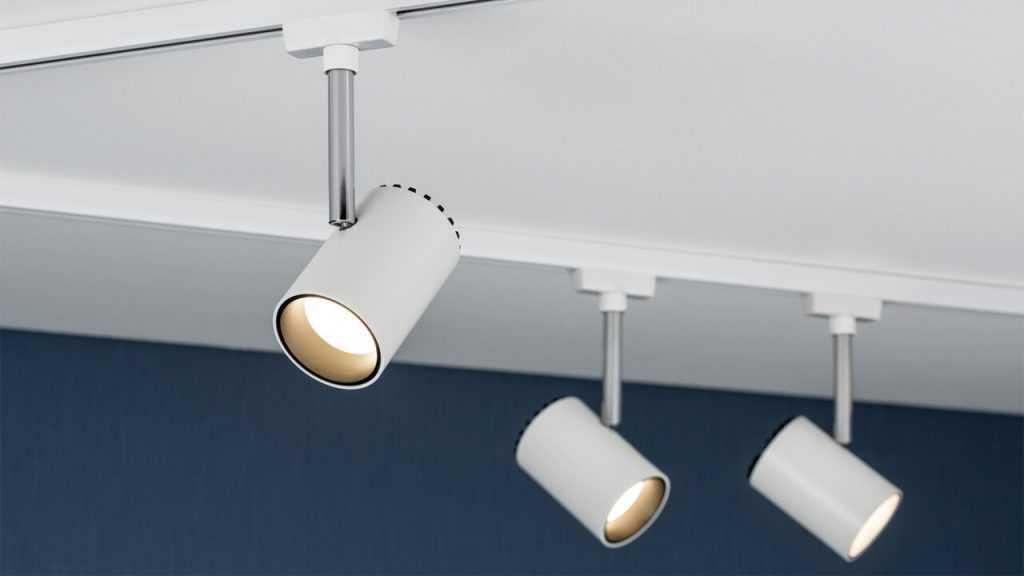 Что собой представляют светодиодные трековые светильники, сфера их применения