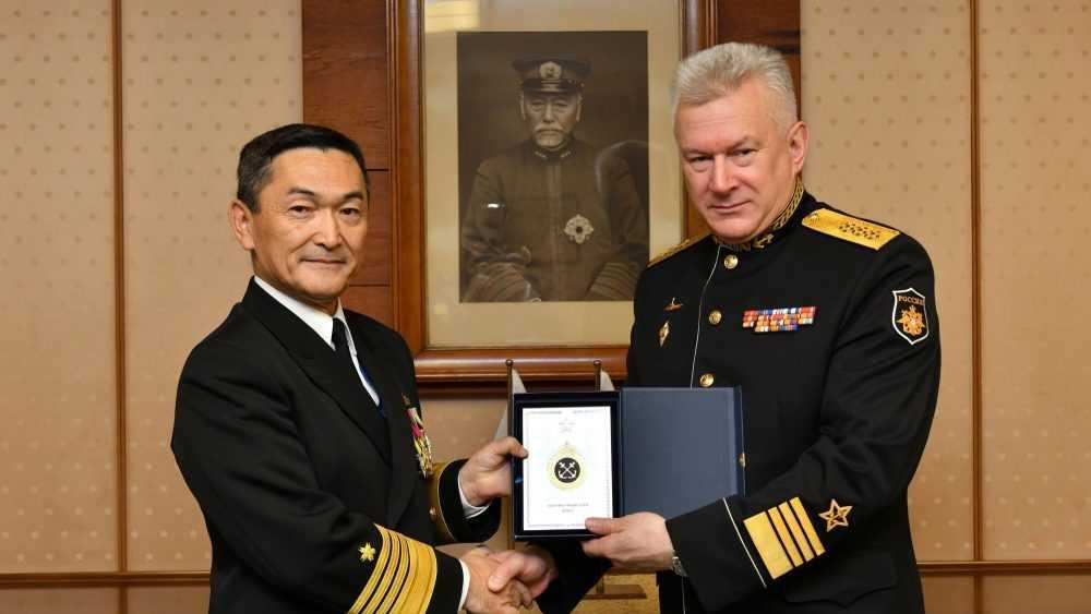 Россиян шокировало «оскорбление» адмирала в Японии