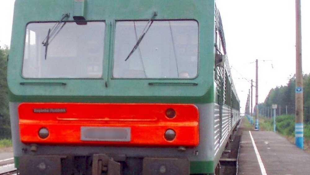 В Брянске под колёсами электрички погиб 46-летний мужчина