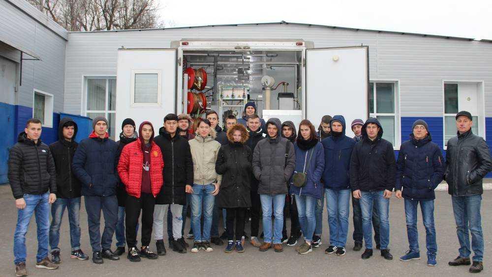 Студенты Брянского государственного аграрного университета посетили «БрянскЭлектро»