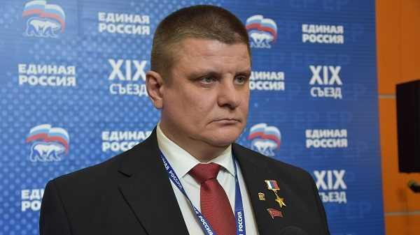 Александр Постоялко принял участие в проекте «Стихи Победы»