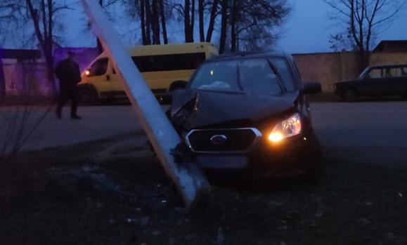 Выяснилась причина ДТП с перевернувшейся в Брянске маршруткой
