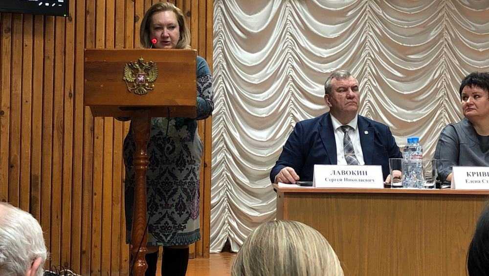 В Брянской области Анна Громова осмотрела «Императорский маршрут»