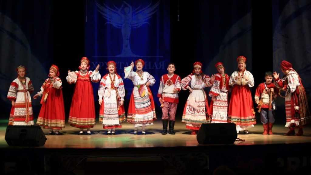 Участники брянской «Калинушки» удивили мастерством зрителей в Сочи и Анапе