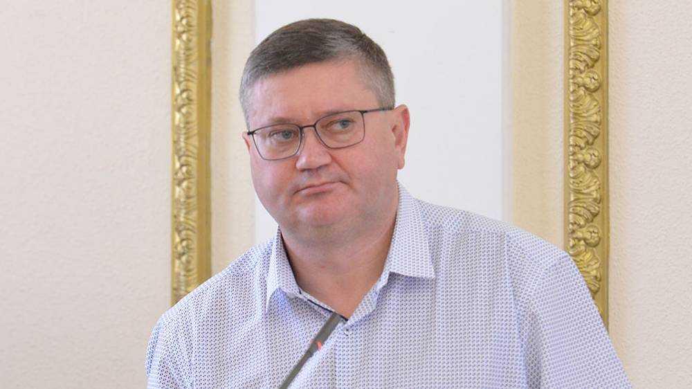 Главный брянский нарколог Харитоненков стал заслуженным врачом России