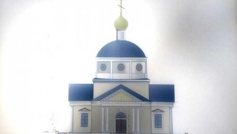 В Карачеве восстановят Успенский храм