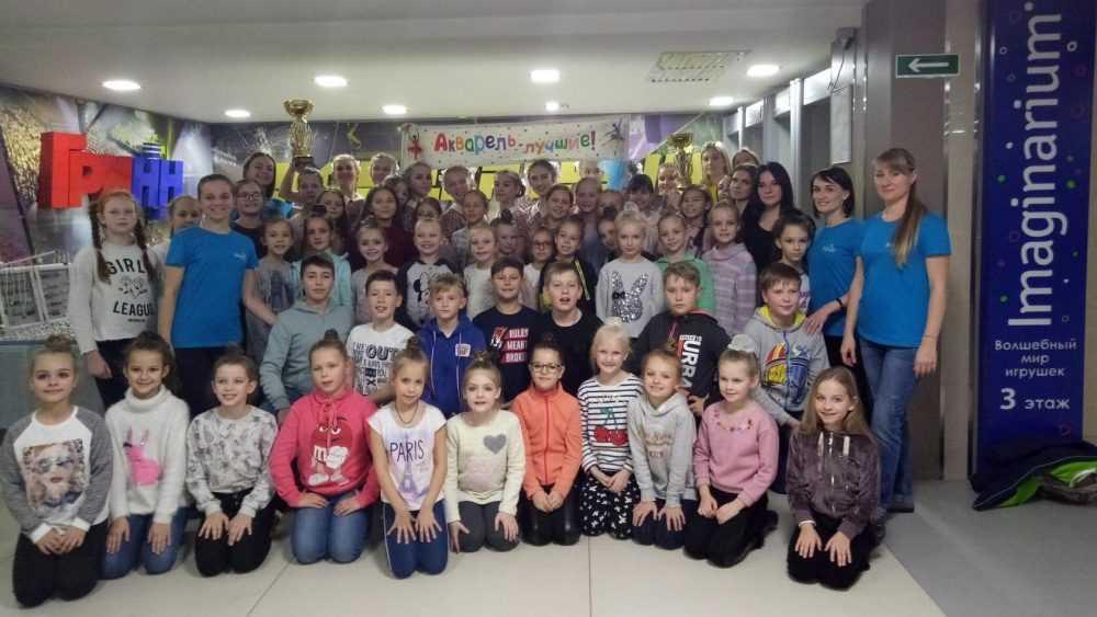 Брянские школьники удачно выступили на международном фестивале хореографии