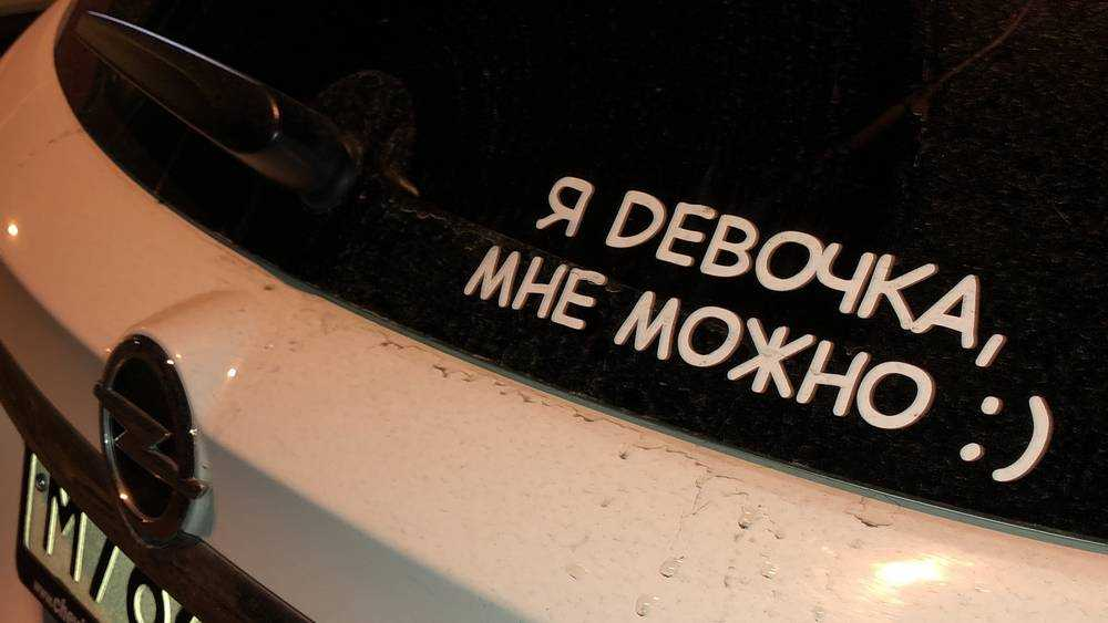 Разгневанные брянцы потребовали запретить женщинам водить автомобили