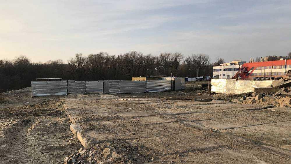 В Брянске застроили участок, за который осудили бедолагу-чиновника