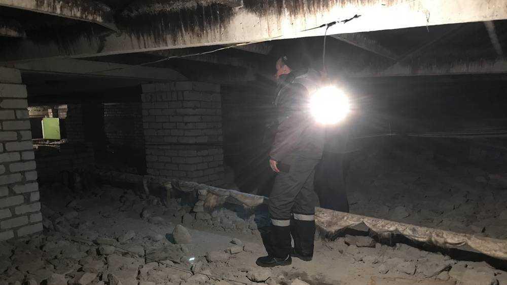 В Брянске устроили диверсию с пытками
