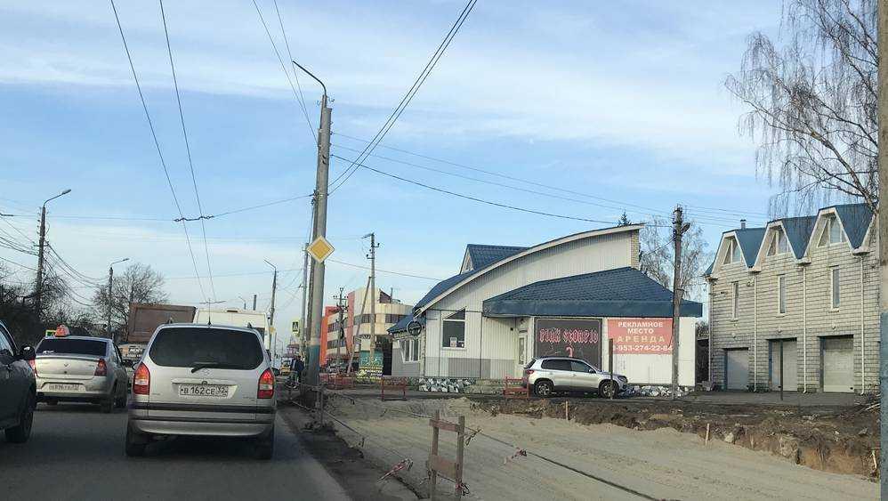 В Брянске по решению суда снесут шиномонтаж возле Городища