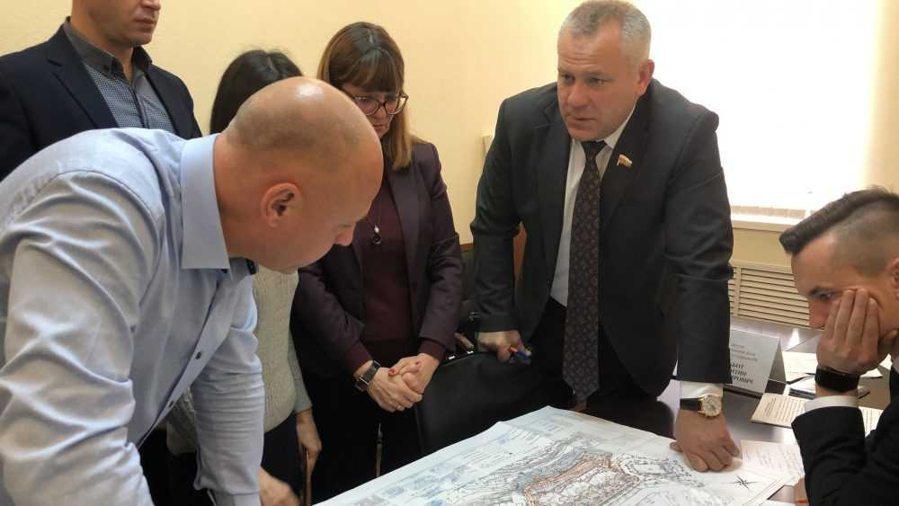 Депутат Госдумы Валентин Суббот провел прием граждан