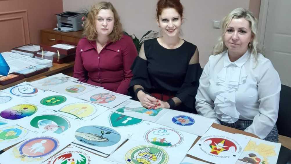 Брянская студентка Мария Фомина придумала эмблему для детского омбудсмена