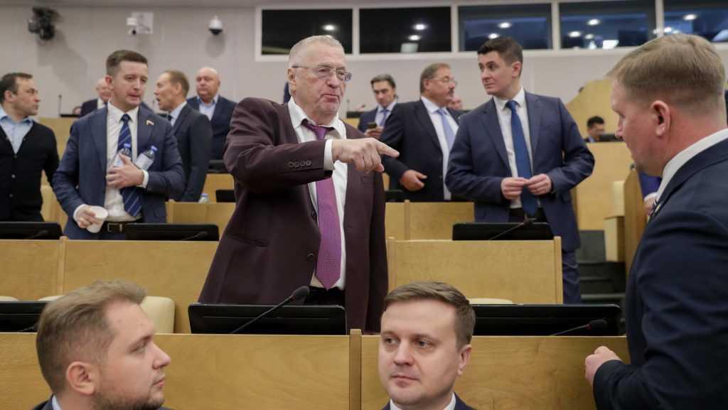 «Коэффициент полезности депутата» удивил россиян