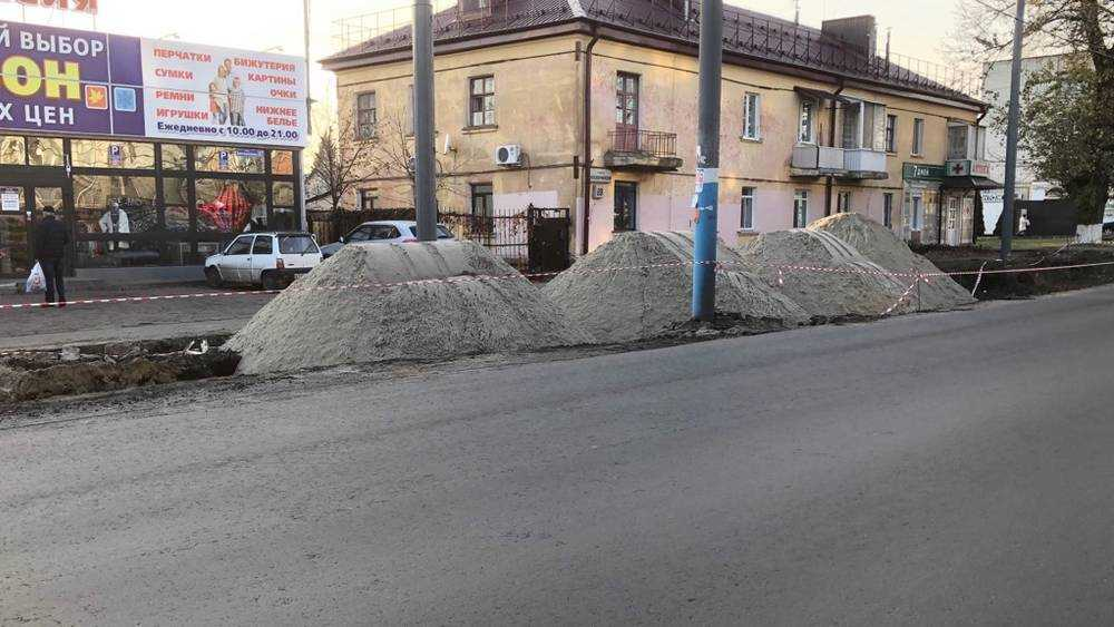 Строить второй Московский проспект начали в Брянске