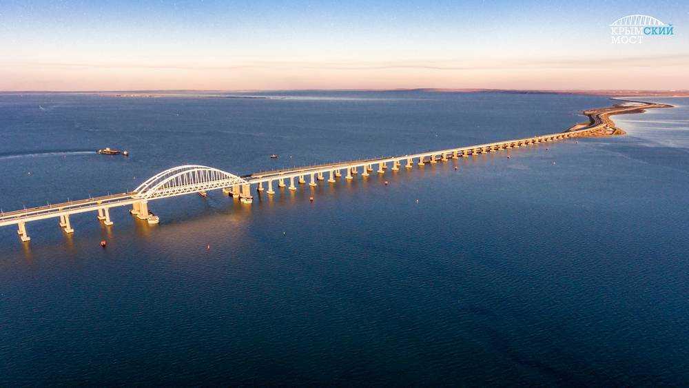 Брянский поезд поедет через Крымский мост