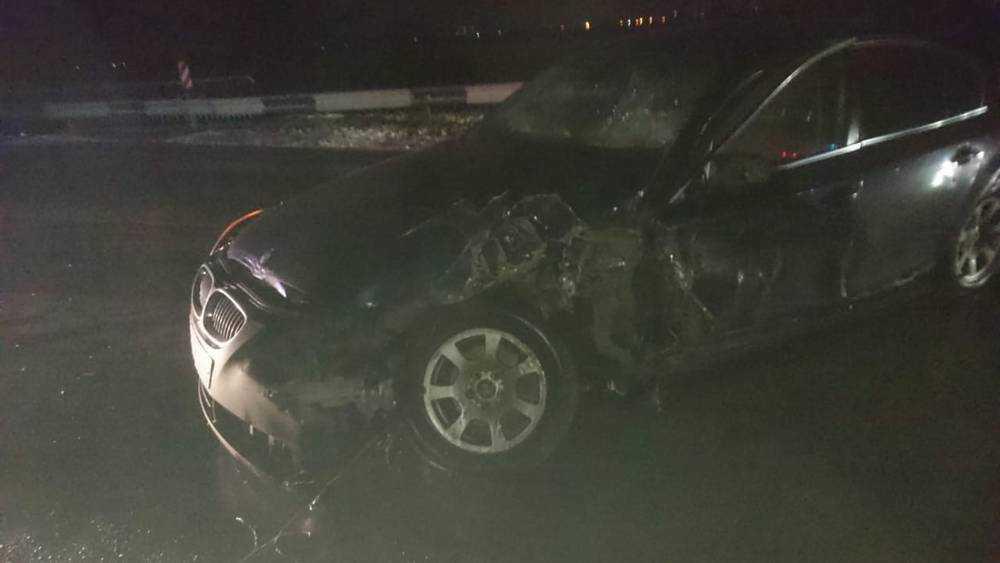 В Брянске в ДТП возле Орлика пострадал один человек