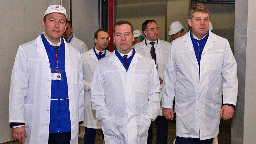 «Мираторг» против Медведева: за брянские земли началась большая битва