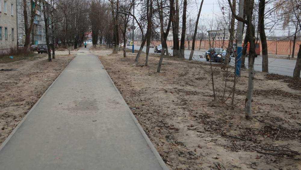 В Брянске завершили строительство ливневой канализации по улице Литейной
