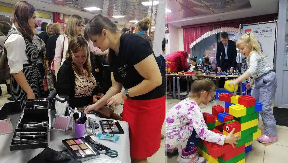 ВБрянской области провели фестиваль «День мамы»