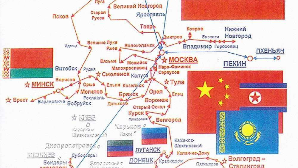 Брянск включили в маршрут эстафеты «Наша Великая Победа»