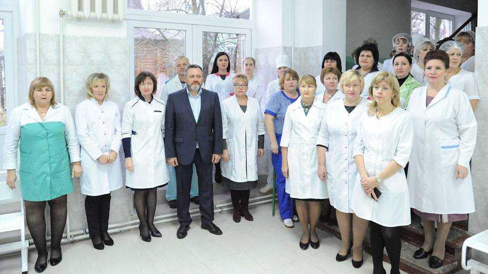 В Брянскую область за год приехали 200 врачей